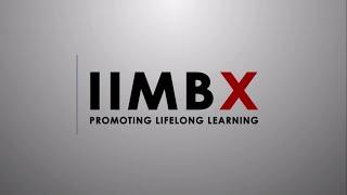 IIMBx Course Navigation Demo