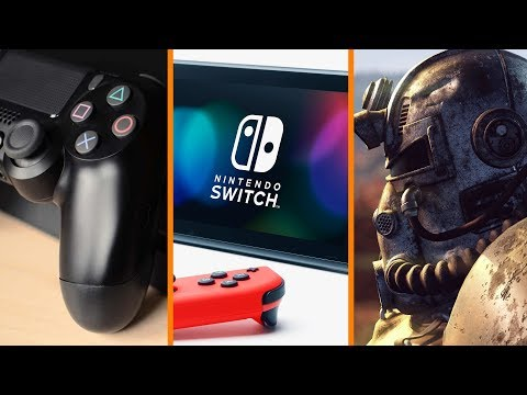 PS4 Blocks Crossplay Over Money + Hackers Warning Switch Bans + Fallout 76 Beta First on Xbox