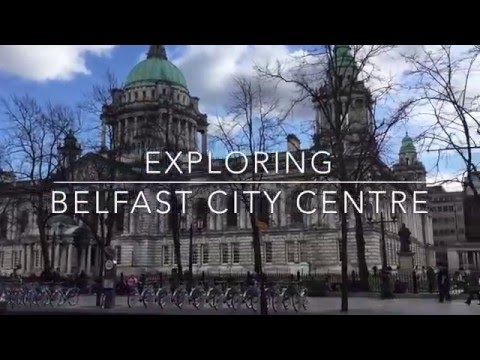 Exploring Belfast City Centre in 2 Minutes