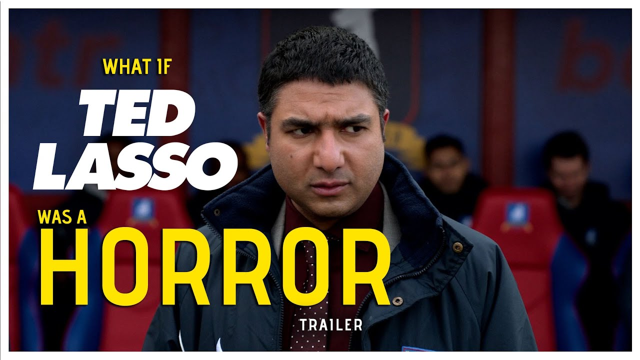 """VIDEO: What If """"Ted Lasso"""" Was a Horror Movie?"""