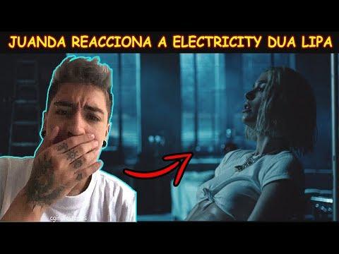 ►JUANDA REACCIONA A Silk City, Dua Lipa  Electricity   ft Diplo, Mark Ronson
