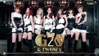 G-twenty - ไม่พูดก็ได้ยิน (Unspoken Word) Instrumental