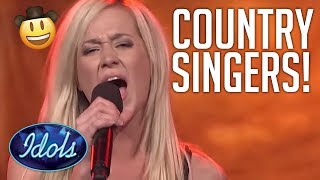 BEST Country Singers On American idol | Including Carrie Underwood And More! | Idols Global