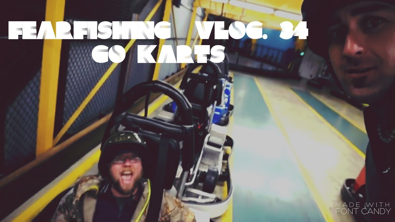 nebs fun world go karts fearfishing vlog 34 youtube. Black Bedroom Furniture Sets. Home Design Ideas