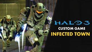 Halo 3 Custom Game - Infected Town