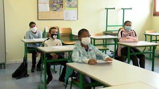 Yvelines | Rentrée des 6ème au collège Magellan de Chanteloup-les-Vignes