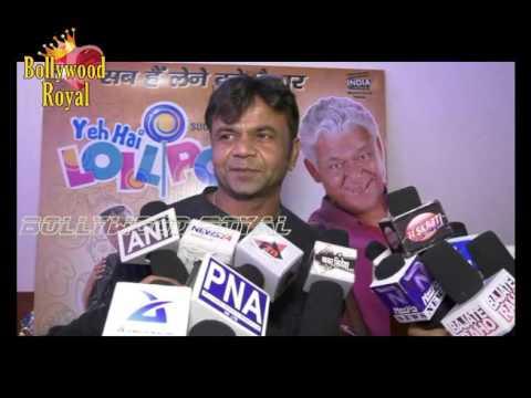 Rajpal Yadav, Himani Shivpuri, Aman Trikha & Others At Music Launch Of 'Yeh Hai Lollypop' Part  3