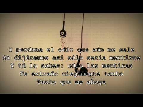 Tiziano Ferro - Podríamos Regresar - Con Letras