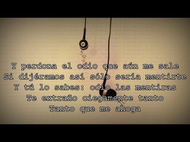 PODRÍAMOS REGRESAR - Tiziano Ferro