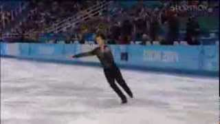 Патрик Чан (CHAN Patrick).Фигурное катание. Мужчины, кп, Олимпиада Сочи 2014