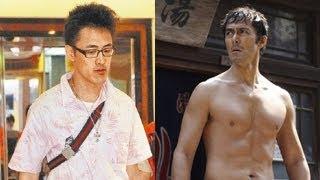 台湾で俳優の阿部寛(48)に似ていると話す男が6月14日、カラオケ...