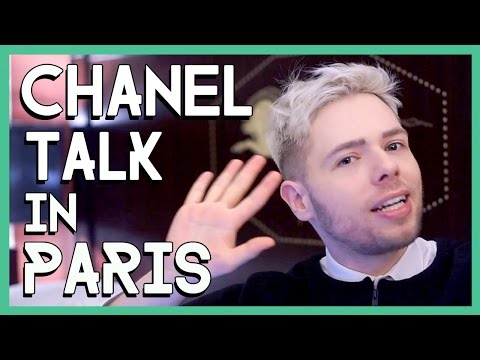 CHANEL TALK IN PARIS