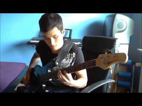 Rise Against -  Hero of War (Bass Arrangement)