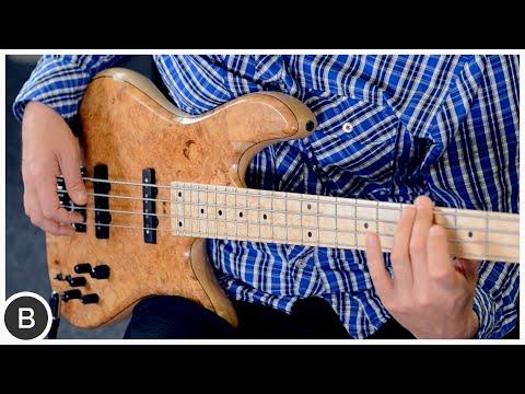 Download Youtube: FODERA EMPEROR 4 ELITE BASS | BassTheWorld.com