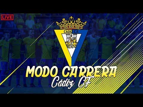 EMPEZAMOS! MODO CARRERA - CÁDIZ CF (EN DIRECTO)