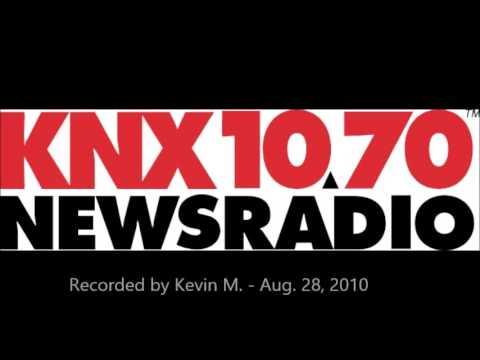 KNX 1070 Los Angeles (2010)