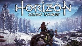 Horizon Zero Dawn™ Stunning Graphics [PS4 PRO 1080p HD Footage]