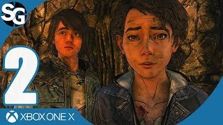 The Walking Dead: The Final Season Episode 4 Alternative Walkthrough Gameplay | Part 2