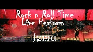BOBY IRAWAN feat TIME Live Concert (JEMU) Cover