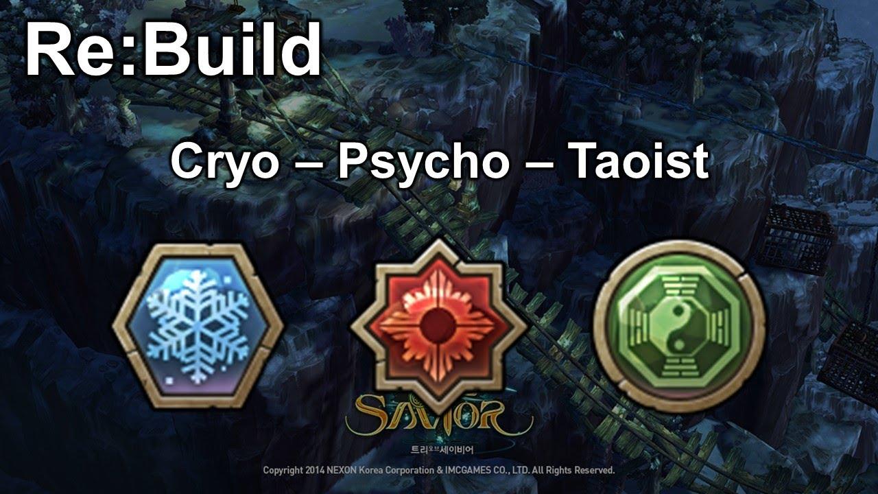 TOS RE:BUILD BR - Cryomancer