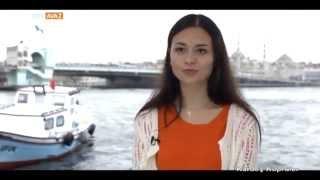 Gagauz Türkü Tatiana Topciv ile İstanbul'u Gezdik - Kardeş Köprüler - TRT Avaz