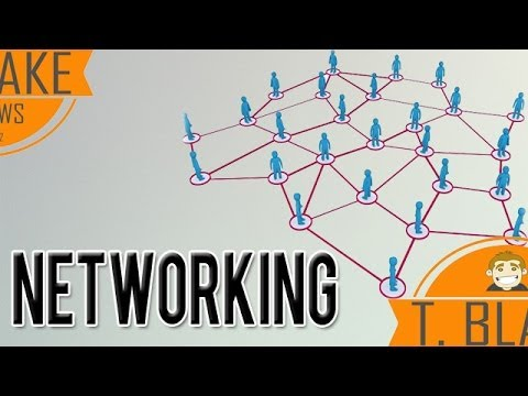 How To Network Using Social Media