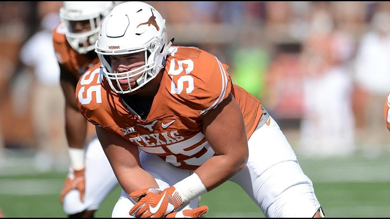 ead4e1c28 Texas Football s Connor Williams - Big 12 Champions for Life Feature ...