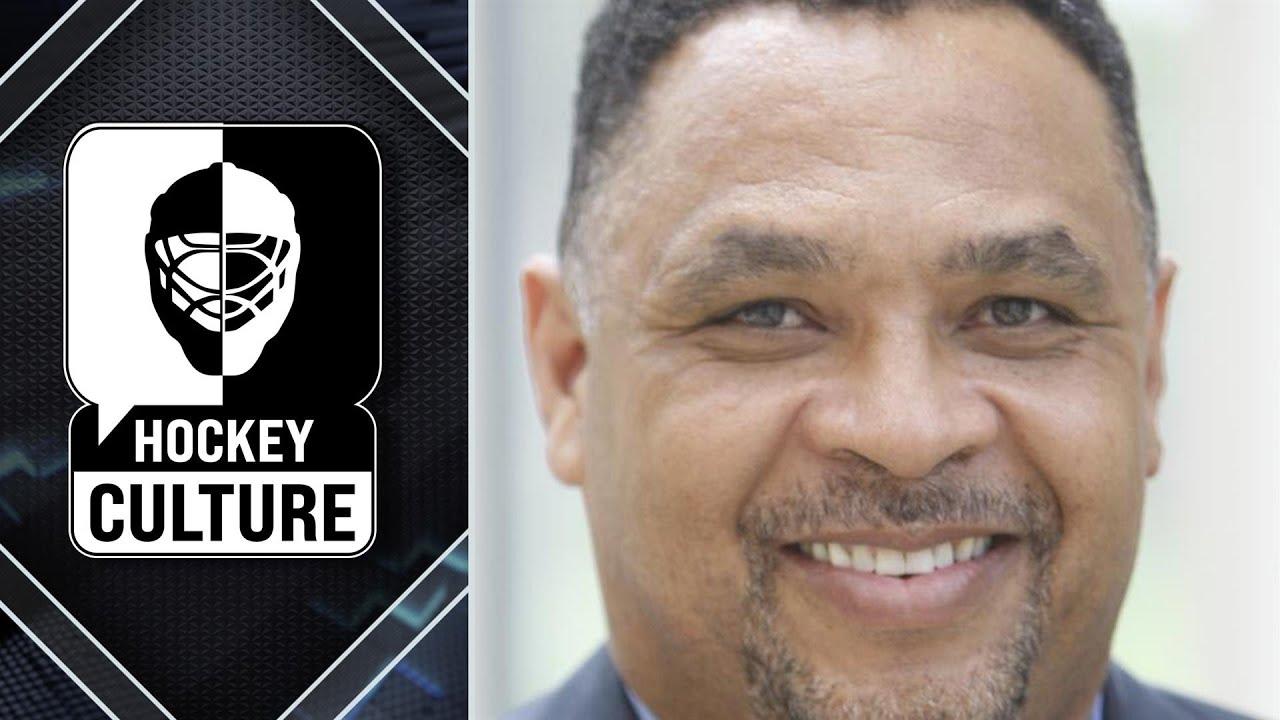 Bryant McBride talks Hockey for Everyone, Willie O'Ree documentary | Hockey Culture | NBC Sports