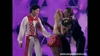Sergey Lazarev, Anastasia Grebyonkina. Танцы на льду, вып.1