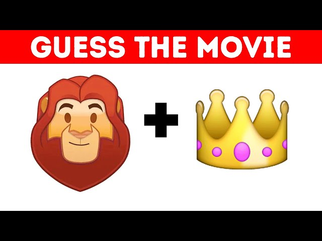 99% of people CANT guess THESE (Emoji)