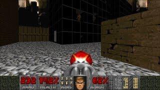 Doom II Playthrough: MAP13 (Downtown)