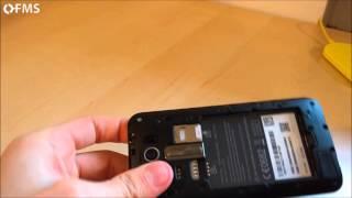Come inserire microSD dentro Asus ZenFone 2 Laser