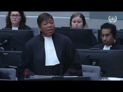 Ongwen case: Office of the Prosecutor Opening Statements, 6th December 2016