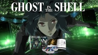 Ghost in the Shell: Stand Alone Complex Deluxe Edition Unboxing (UK)