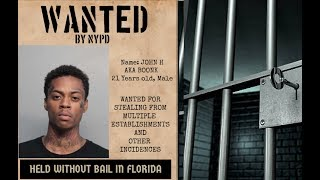 INSTAGRAM STAR BOONK IS WANTED BY NYPD FOR ATTACKING A MAN OUT CURRENTLY HELD WITHOUT BAIL