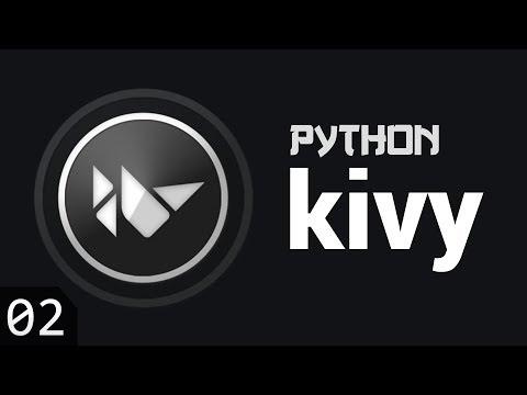 Учим Python Kivy #2 - Вывод виджетов (BoxLayout, GridLayout, AnchorLayout)