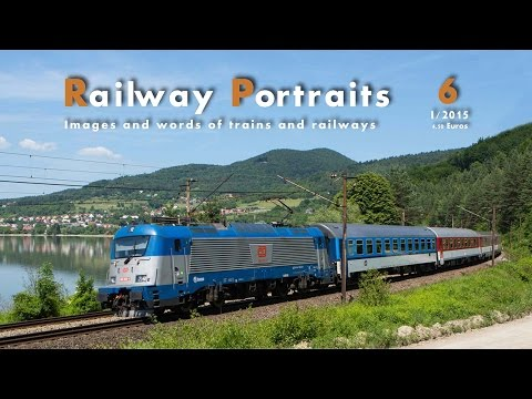 The preview of Railway Portraits n.6