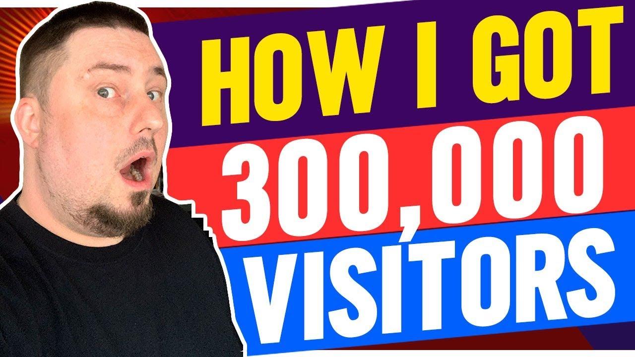 How I Got 300,000 Website Visitors For Free: Instant Traffic Method Using Fark