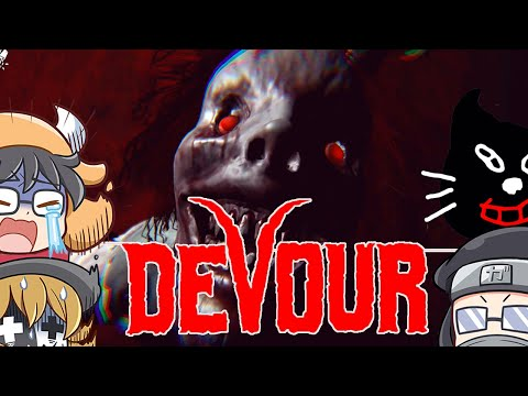 【DEVOUR】新MAP「精神病棟」でネズミをElectric shock!!!