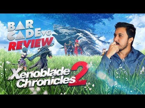 RESEÑA Xenoblade Chronicles 2