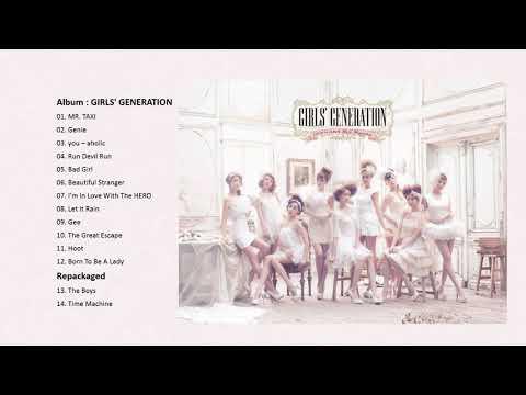 Girls&39; Generation 소녀시대 少女時代 Japanese Songs Collection12