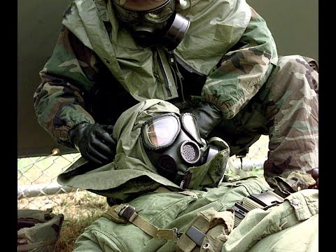 M40A1 gas mask review