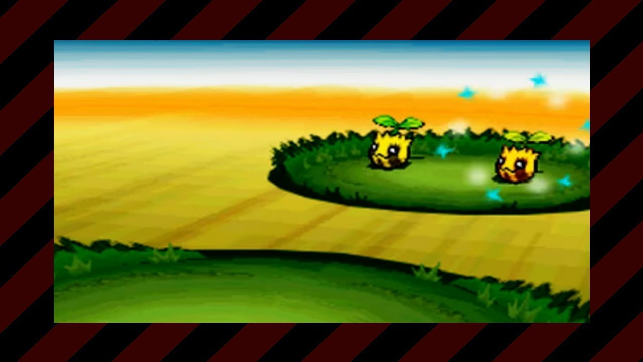 [ISHC 2016 #6] Live! Shiny Sunkern After 18,692 Encounters [Unova Map  Quest: Route 20]