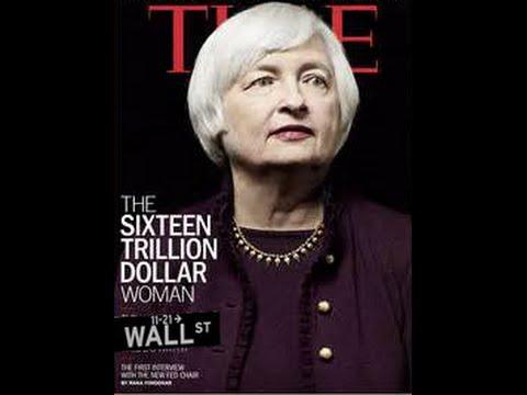 End of Week Webinar - S&P500 cracks widen. Brace yourself - Janet Yellen next!