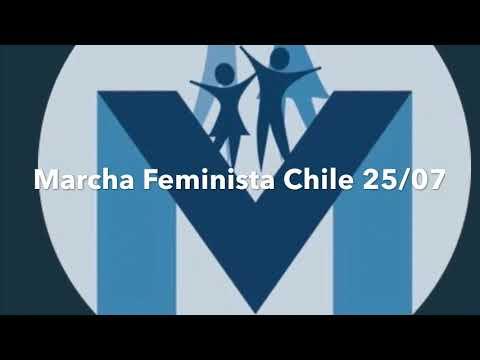 Brujería En La Marcha A Favor Del Aborto Libre En Chile