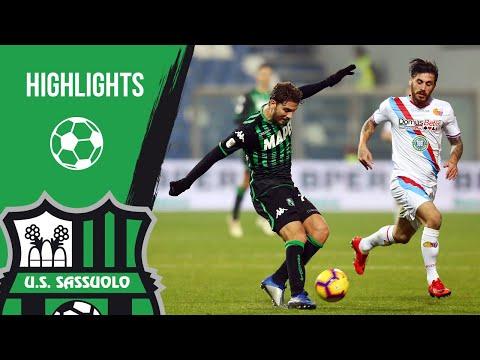 Coppa Italia | Sassuolo-Catania 2-1 Highlights