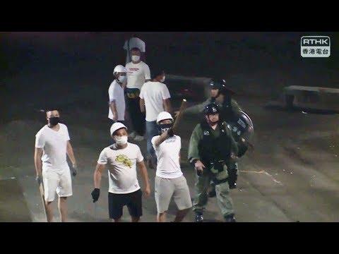 《今日点击》香港廉政公署罕见主动调查7.21元朗警察不作为事件