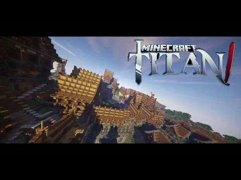 Minecraft Titan - Trailer