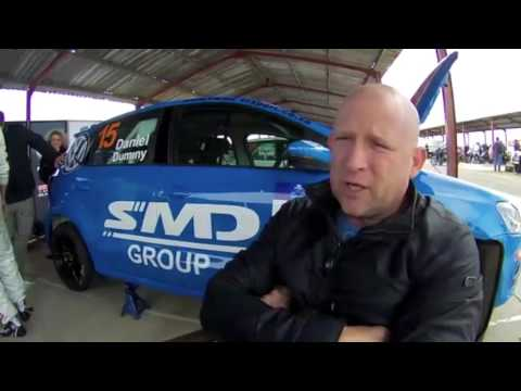 Shaun Duminy Interview with Greg Moloney - GTCRacing