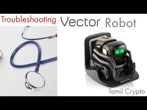 How To Troubleshoot Anki Vector Robot, Turn Vector Off , Recovery Mode , Restore Anki Vector Robot